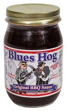 Blues Hog 'Original' BBQ Sauce 0.47 l (1 US Pt - 16 oz)