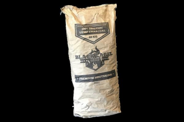 Black Label BBQ Houtskool - 10 kg